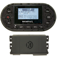 Memphis Car Audio 16-MM2 ( Contoller & Unit )
